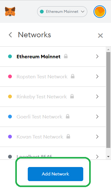 Deploy a smart contract to the Polygon Network MetaMask