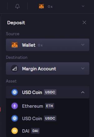 dYdX Liquidation bot setup